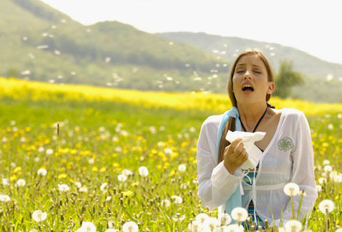 getty_woman_sneezing_in_flowering_meadow