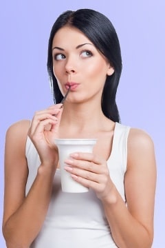 woman-pondering-yogurt