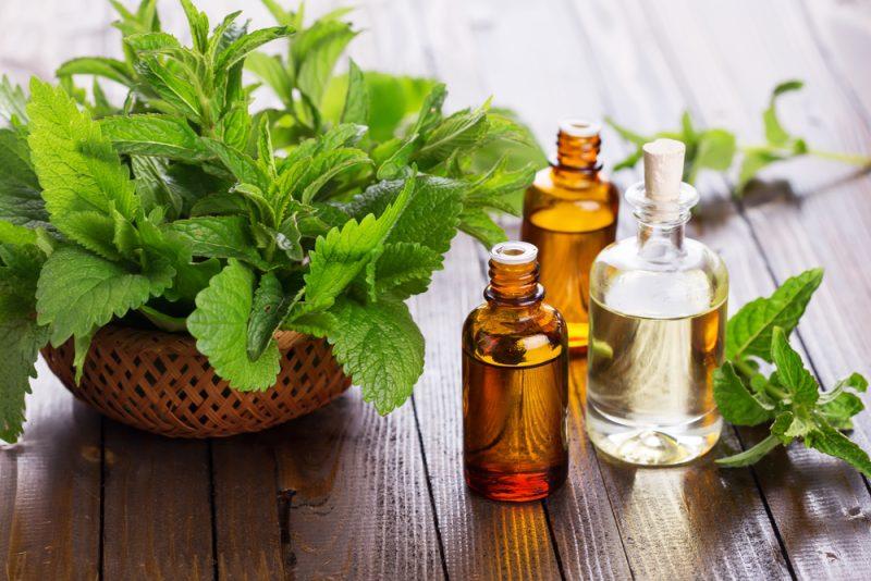 nane yagi - alerji tedavisi - bitkisel yaglar